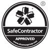 Image of Safe Contractor logo